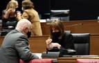 El Parlamento insta a tramitar la retirada de la Legión de Honor a Franco