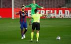 La defensa del Barça, en cuadro para visitar a Osasuna