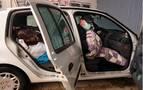 Abandonados en Pamplona: vivir en un coche durante la pandemia