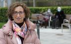 """Teresa Marcellán: """"Los mayores tienen miedo al contagio y a morir pero se aferran a la vida"""""""