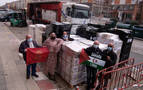 Navarra envía 31.000 kg de alimentos a los refugiados saharauis