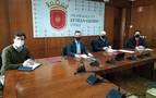 Convenio para invertir 2,5 millones en el polígono industrial de Oncineda