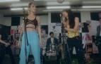 Natalia Lacunza y Aitana triunfan con el videoclip de 'Cuando te fuiste'