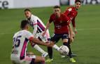 Puntuación de los jugadores de Osasuna contra el Valladolid