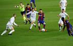 El Barcelona golea al Huesca con Messi como protagonista
