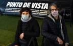 Santiago Bonilla y Pablo Marín elevan sus miradas por encima de lo mirado