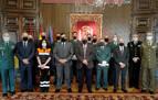 Entregadas las Medallas al Mérito de Protección Civil en Navarra