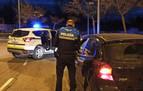 Sancionado un conductor por dar positivo en alcohol en Tudela