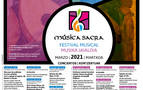 Pamplona celebrará el Festival de Música Sacra del 22 al 31 de marzo