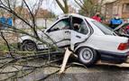 Tres heridos leves en un accidente en la Avenida de Navarra