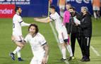 Osasuna anula el gol