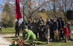 Luz en Pamplona para los asesinados por ETA