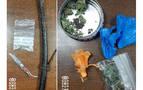 Dos acusados por tenencia de drogas y un arma en un bar de Pamplona