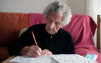 La abuela de Navarra, de 110 años, sigue sin vacunar