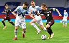 Budimir juega 20 minutos en la derrota de Croacia