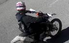 Denunciado un menor por conducir una moto sin permiso y tapar la matrícula