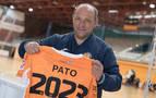 'Pato' renueva dos temporadas con el Aspil-Jumpers Ribera Navarra