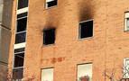 Un hombre de 33 años muere en un incendio en Mendillorri