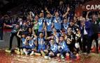 El navarro Dani Saldise gana la Copa de España con el Movistar Inter