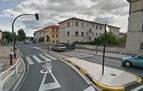 El tráfico, a estudio en la calle San Cristóbal de la Txantrea