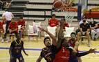 El Basket Navarra cae pero planta cara