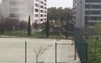 Incendio en un piso de Erripagaña, en Burlada