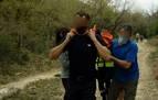 Un chico de 14 años, con pronóstico reservado tras caerse de la bicicleta en Aibar