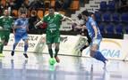 Un gol de Dani Zurdo a dos minutos del final establece el reparto de puntos