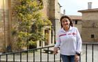 Dejó Barcelona por Cirauqui... y por amor