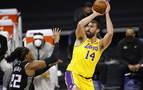 Los Lakers recuperan la firmeza con Marc Gasol como titular