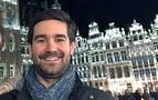 Ignacio Baleztena, un pamplonés empleado interino en la Comisión Europea