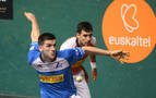 Etxeberria-Galarza vencen y brindan a Jaka-Martija un puesto para el 'play off'