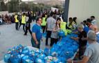 Zaporeak pone en marcha una campaña de recogida de leche para los refugiados de Lesbos