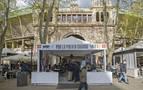 Cuatro zonas de terrazas en Pamplona para 500 personas