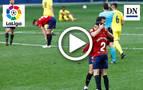 Resumen del Villarreal 1-2 Osasuna en vídeo