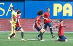 """Budimir: """"No le doy vueltas al futuro, es cosa de los clubes"""""""