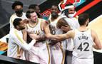 Doncic roba el  triunfo a los Grizzlies con un triple espectacular