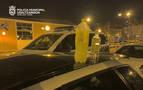 La Policía Municipal interviene en dos fiestas en Pamplona con 13 y 10 personas
