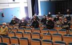 La nueva comunidad de regantes acerca el Canal de Navarra a Andosilla