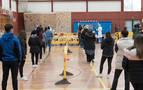 210 personas están ingresadas por Covid-19 en Navarra, 42 de ellas en la UCI