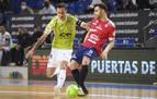 Osasuna Magna cae derrotado frente al Palma en una oda al fútbol sala
