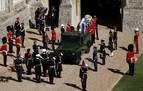 Un funeral íntimo y militar para despedir a Felipe de Edimburgo