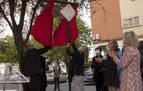 Siete nuevas placas completan las 22 en recuerdo de los asesinados por ETA en Pamplona