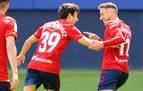 Osasuna pide plaza para seguir un año más en Primera División con un triunfo plácido