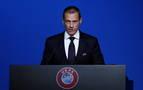 Ceferin (UEFA): &quotVamos a imponer todas las sanciones que podamos cuanto antes