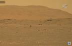 El helicóptero Ingenuity hace historia al volar, por primera vez, en Marte