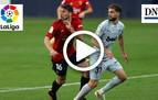 Resumen del Osasuna 3-1 Valencia en vídeo: gol de Calleri (2-1)