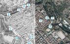 ¿Cómo ha cambiado Navarra? Analizamos su evolución desde el aire en el último siglo
