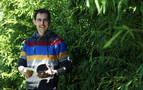Diario de confinamiento de un esquizofrénico: el pamplonés Javier Baines relata su experiencia
