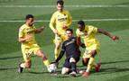 Villarreal y Roma plantan cara a la Premier League